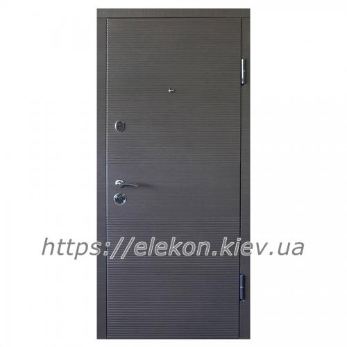 ПО-3K-168 Венге серый горизонт