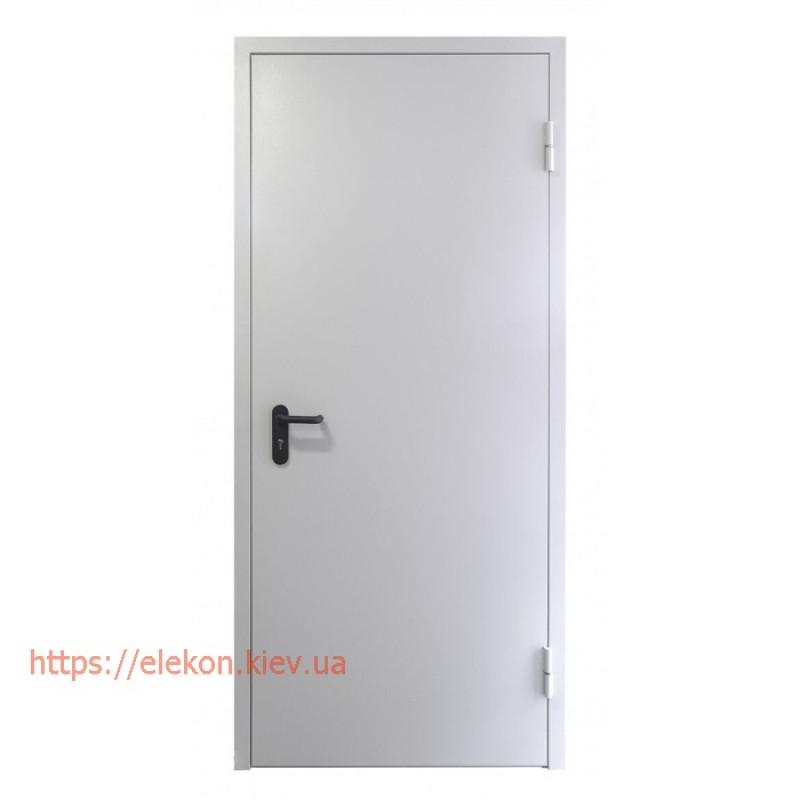 Двери противопожарные одностворчатые